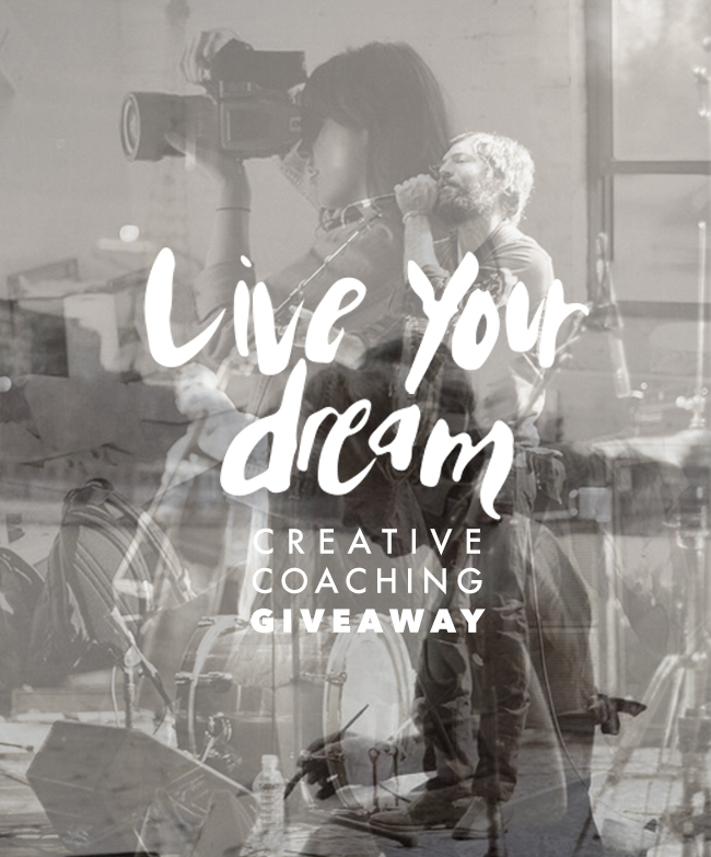 Live-your-dream-creative-coaching-giveaway