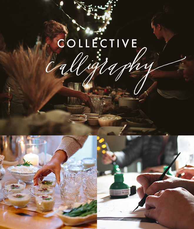 Collective-Calligraphy