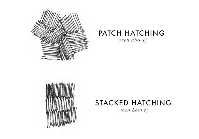 Hatching techniques