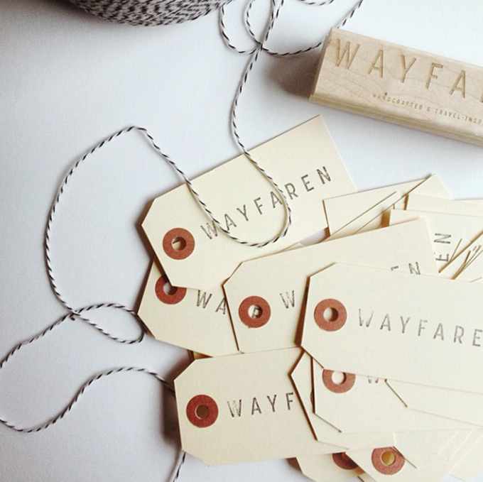 Meredith C Bullock - Lately - Wayfaren Brand Design
