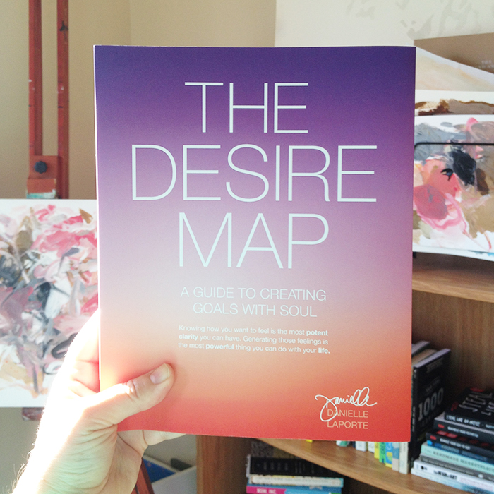 Meredith C Bullock - The Desire Map - Lately