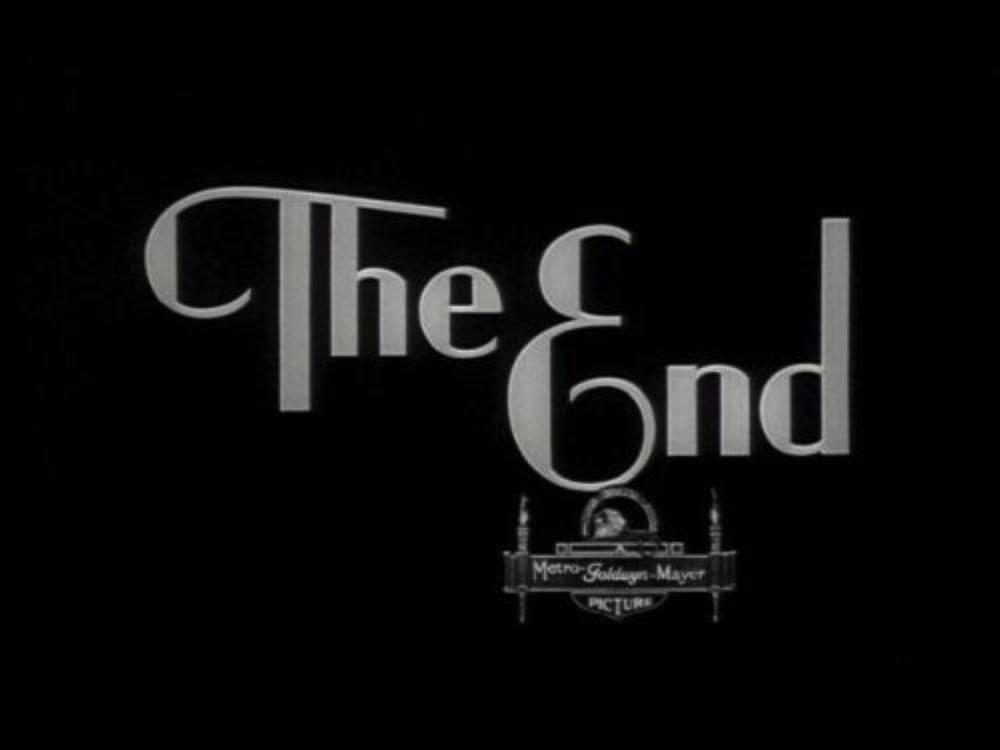 THE END: A-Z 3 — CYNTHIA DAIGN...
