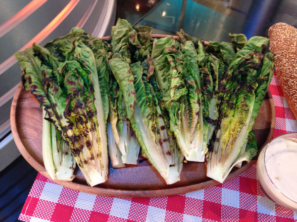 Lettuce-Romain