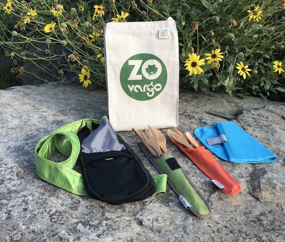 Zovargo Eco-Starter Pack