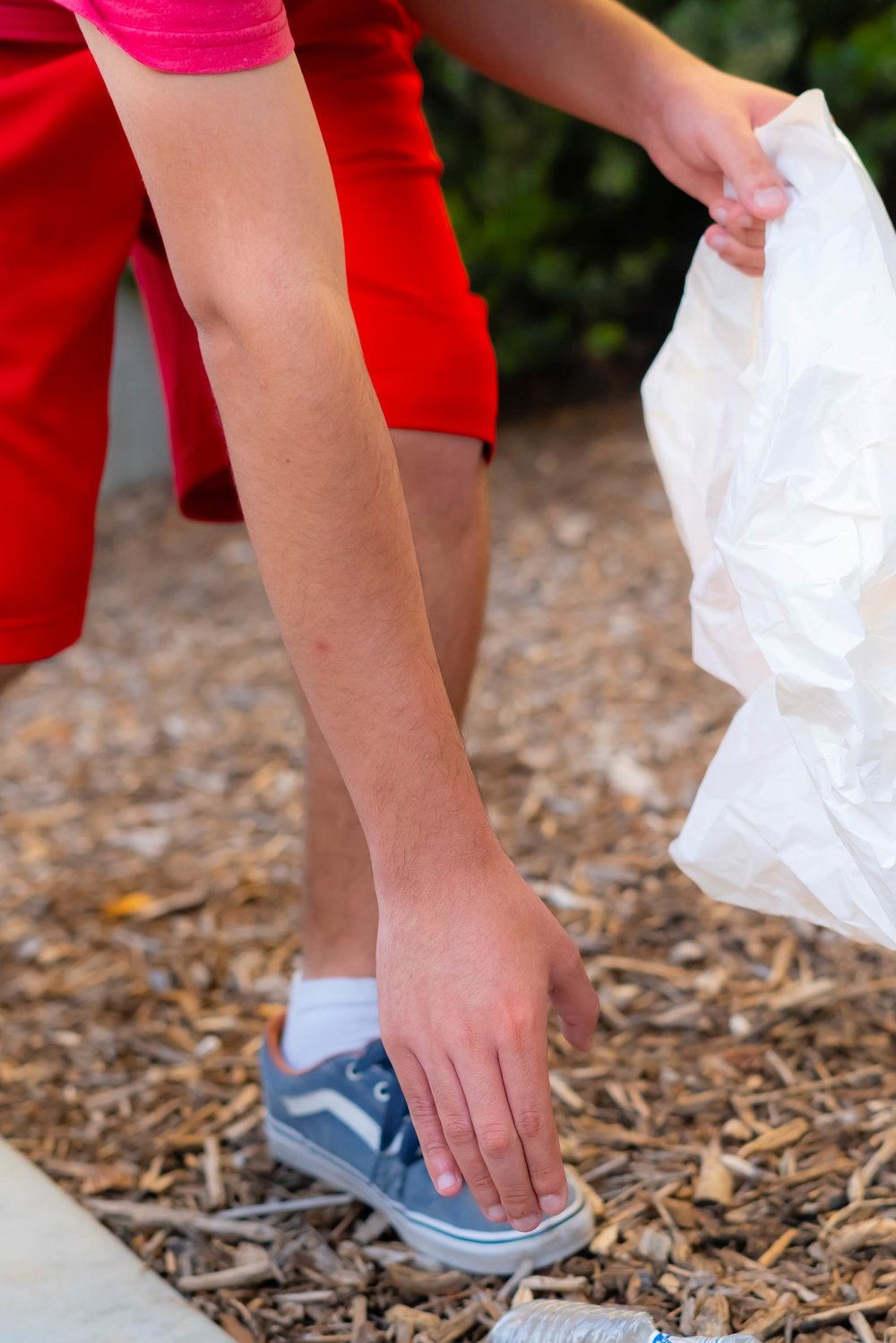 Leaving litter on the ground and walking by it, is a 'thing of the past.' If you care about our planet, do your part and pick up litter! It not only helps our neighborhoods look nicer, but it helps ensure our animals don't get hurt by our careless ways.