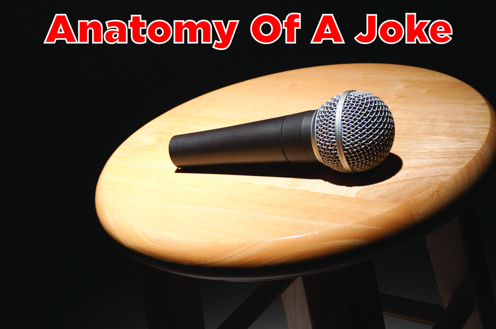 Anatomy Of A Joke — Etta May