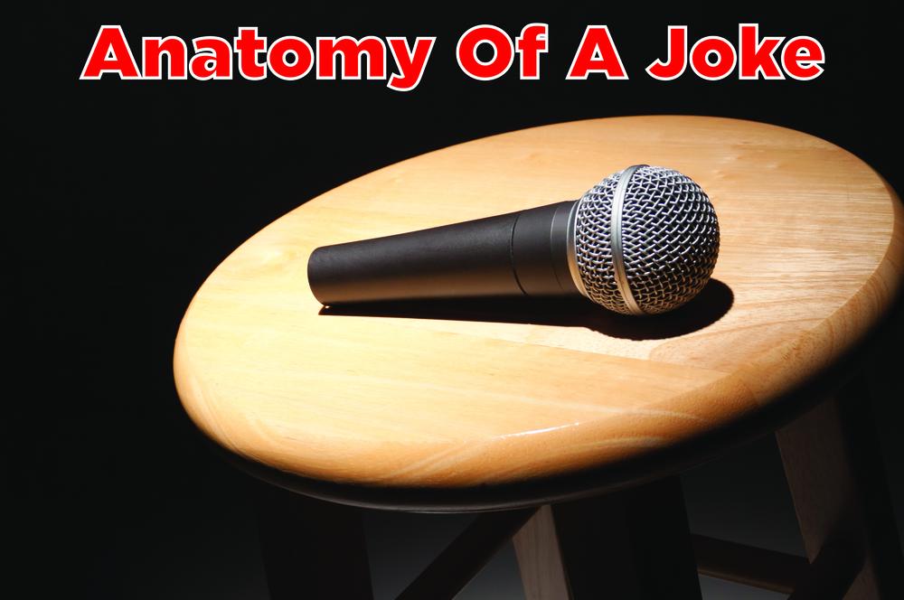 Anatomy Of A Joke — Etta May