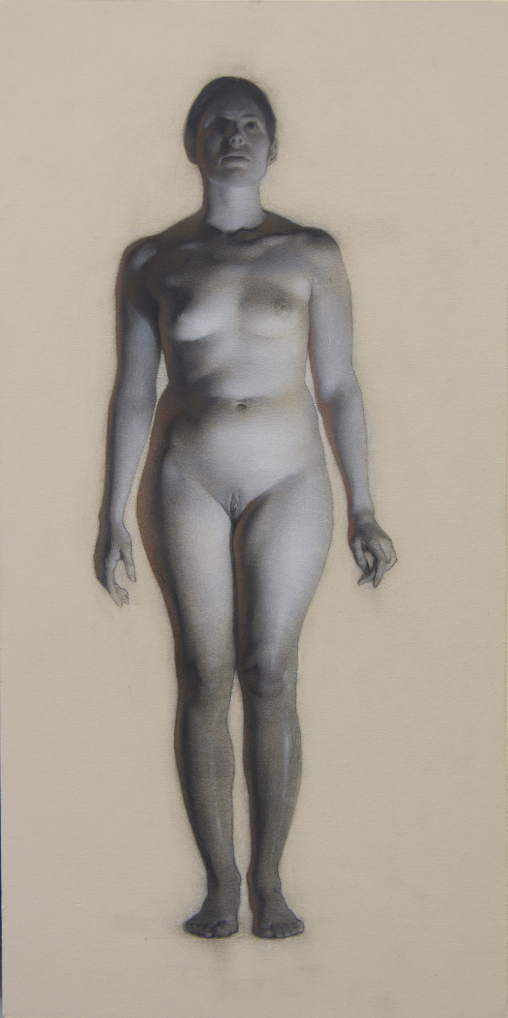Figure Study (Sarah), 2014