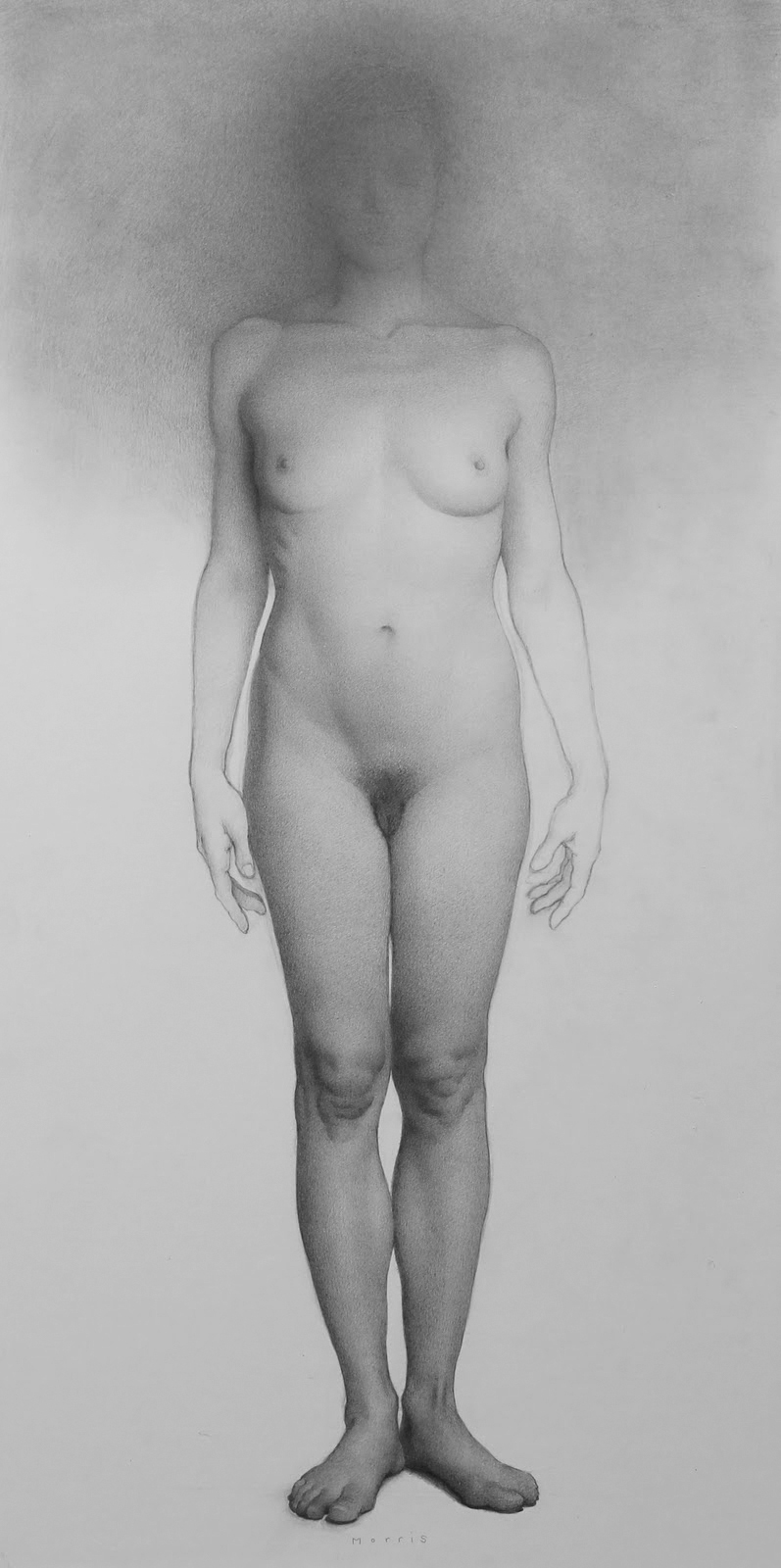 Figure Study (Leave it to Beaver), 2011