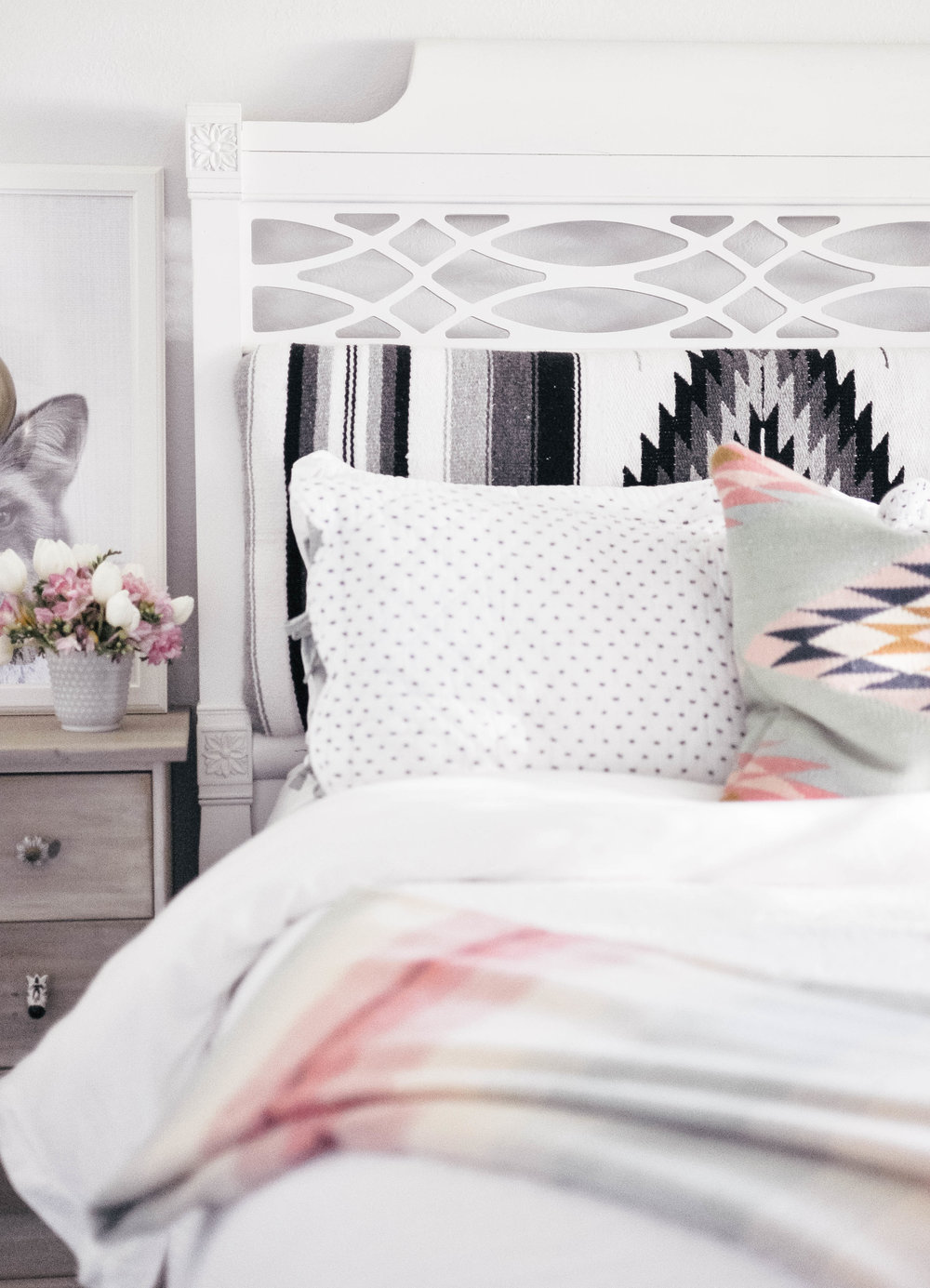 DIY Upholstered Headboard Project