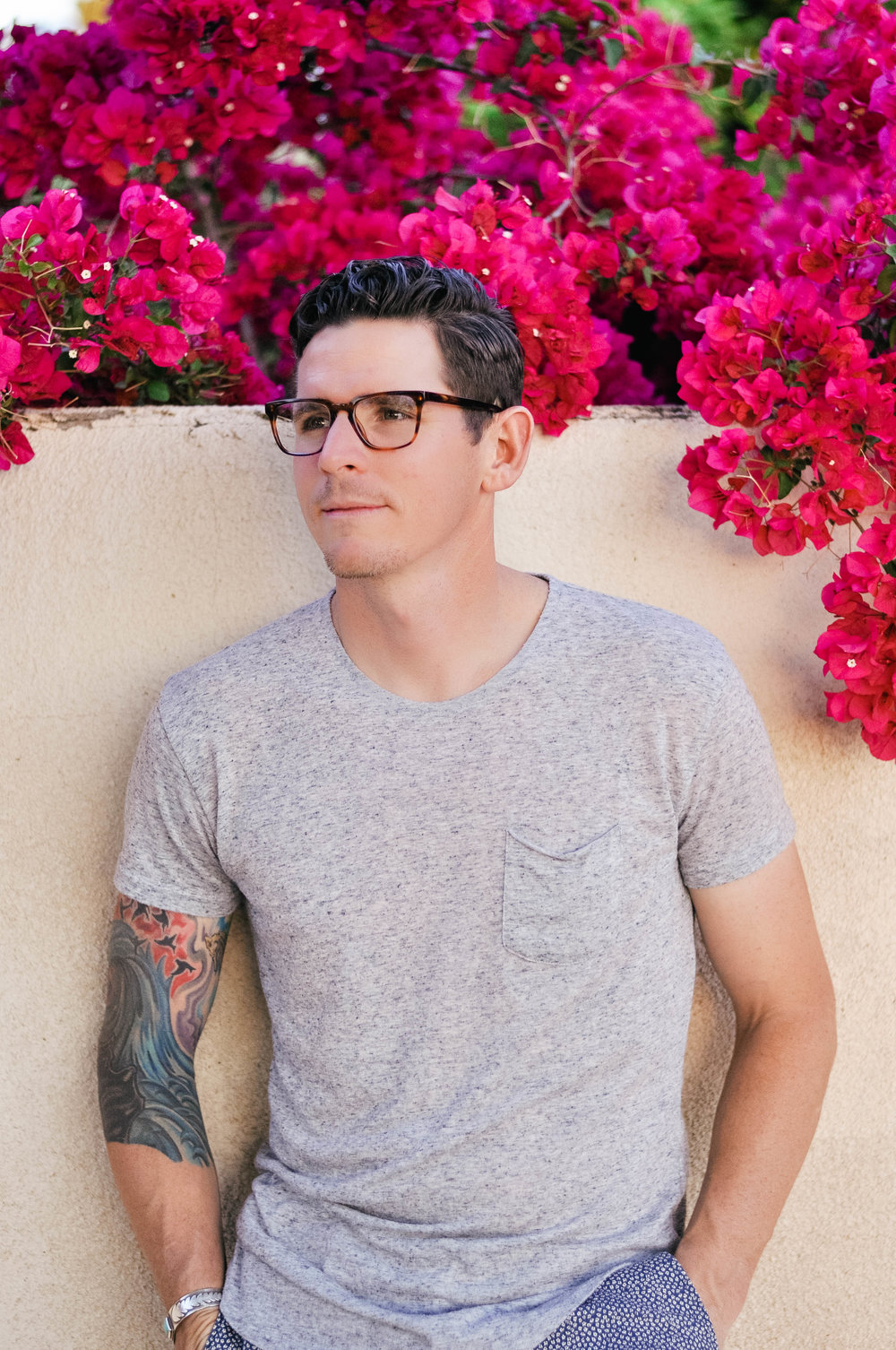 The Best Men's Accessories - Warby Parker Burke Glasses
