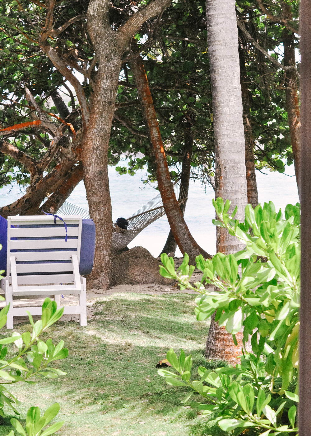 Sugar Reef Bequia outdoor area