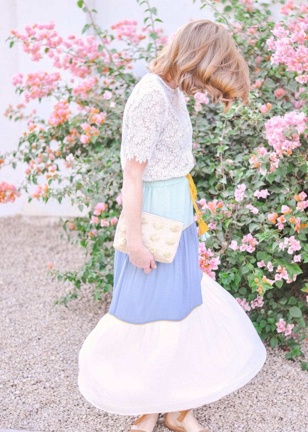 Pastel Loft Skirt The Perfect Summer Skirt