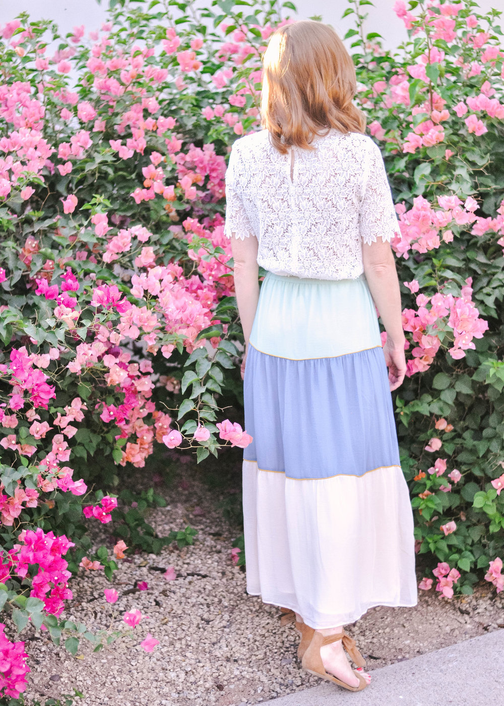 Pastel Loft Skirt The Perfect Summer Maxi Skirt