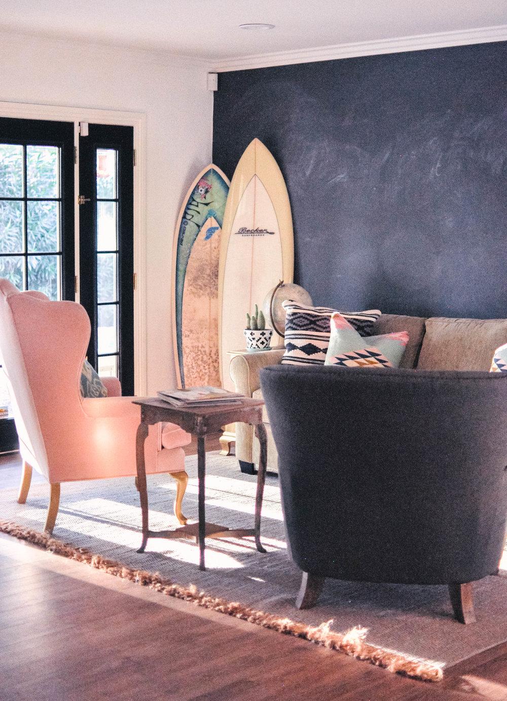 Living Room Decor Makeover On a Budget