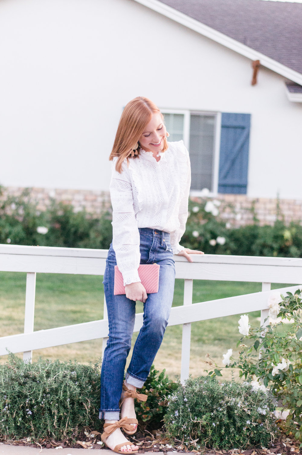 Cute Spring Outfit Ideas With Jeans