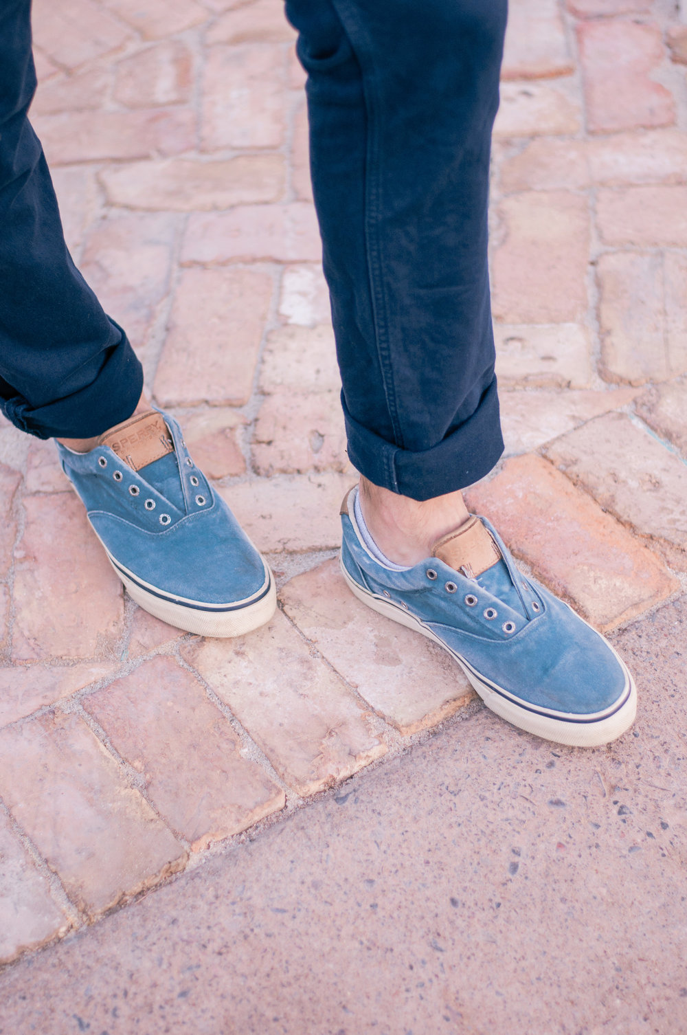 Men's Sperry Striper CVO Salt-Washed Twill
