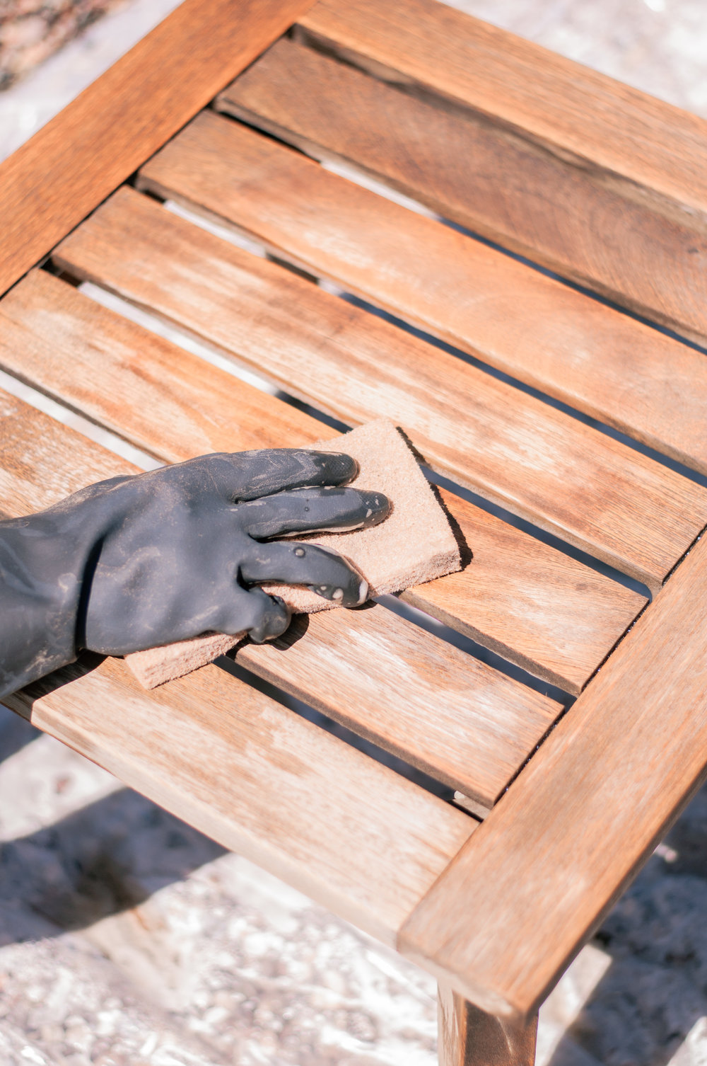 How to Restore Teak Wood Furniture