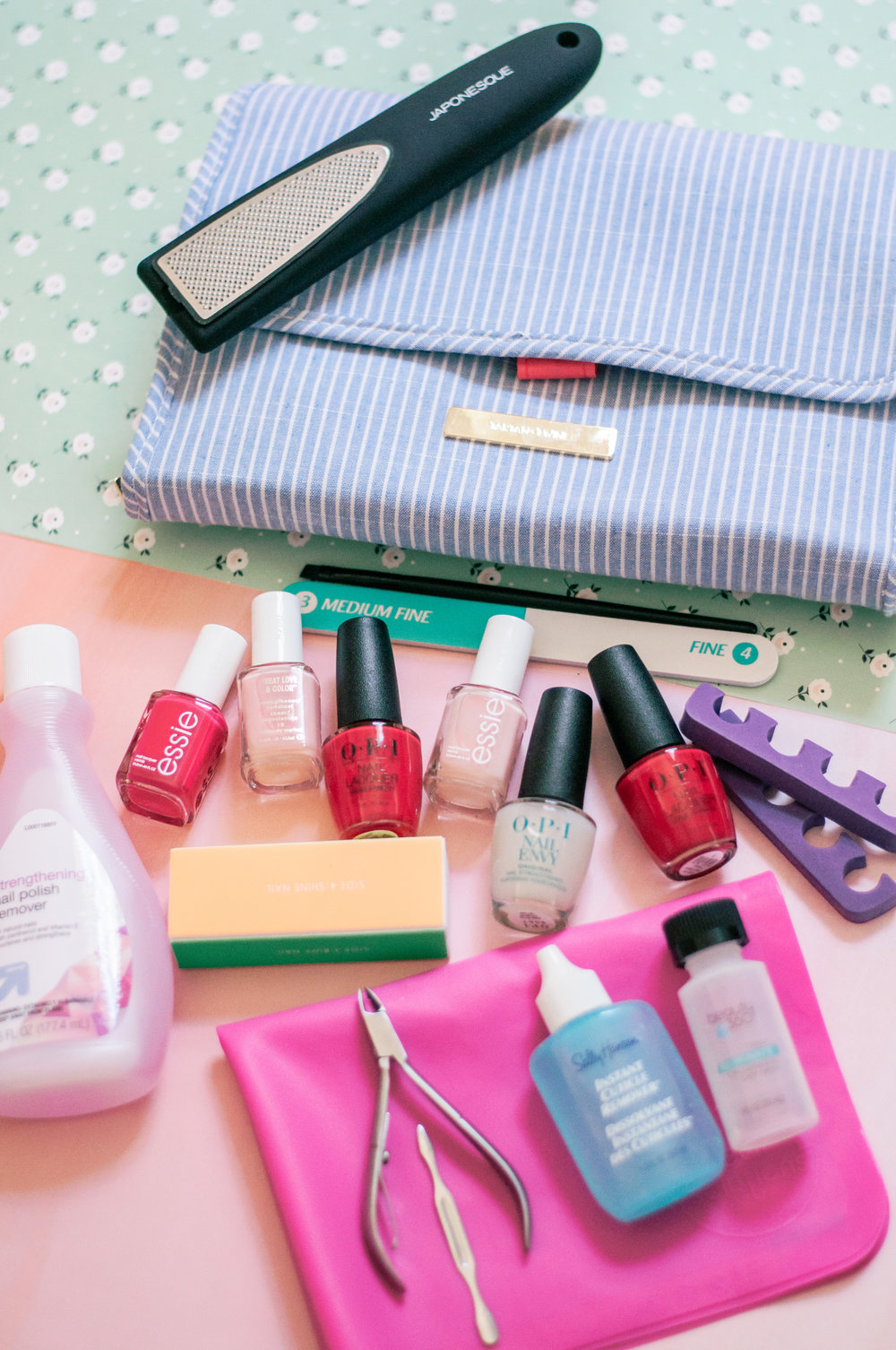 The Tools You Need for The Perfect DIY At Home Manicure and Pedicure