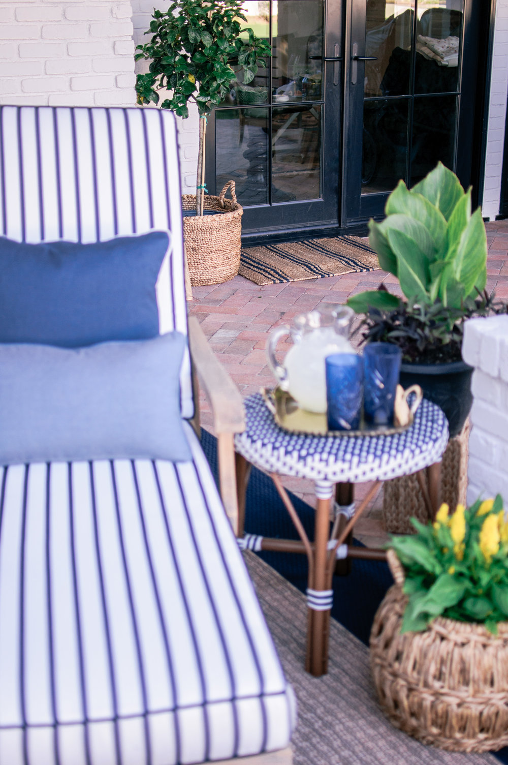 A Dream Small Backyard Patio Oasis Makeover on a Budget