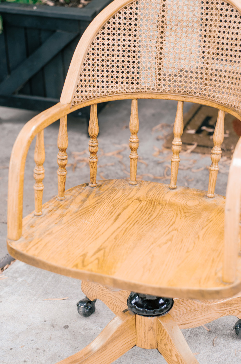 How to Restore Cane Chairs