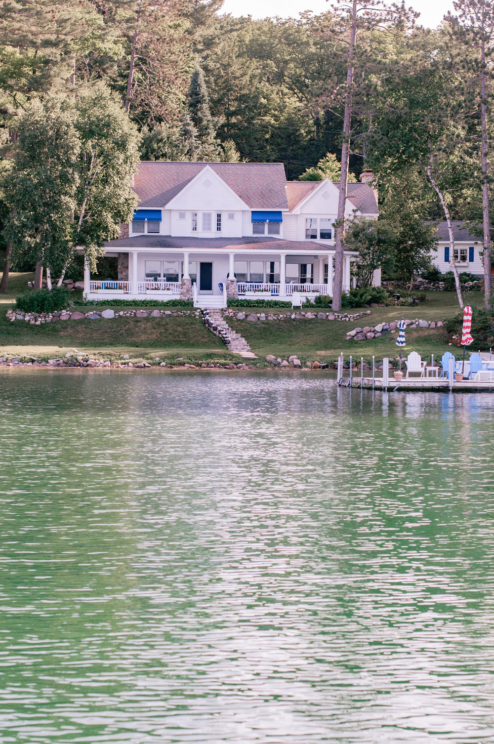 Cute Cottage Style on Walloon Lake Michigan