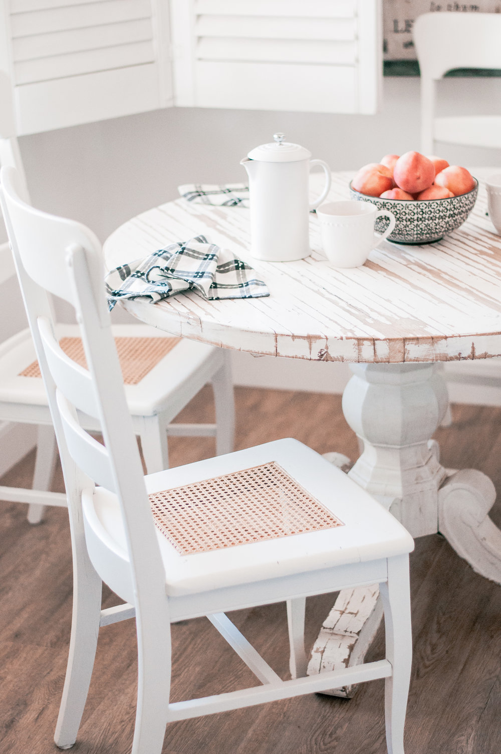 Cheap Dining Chair Makeover