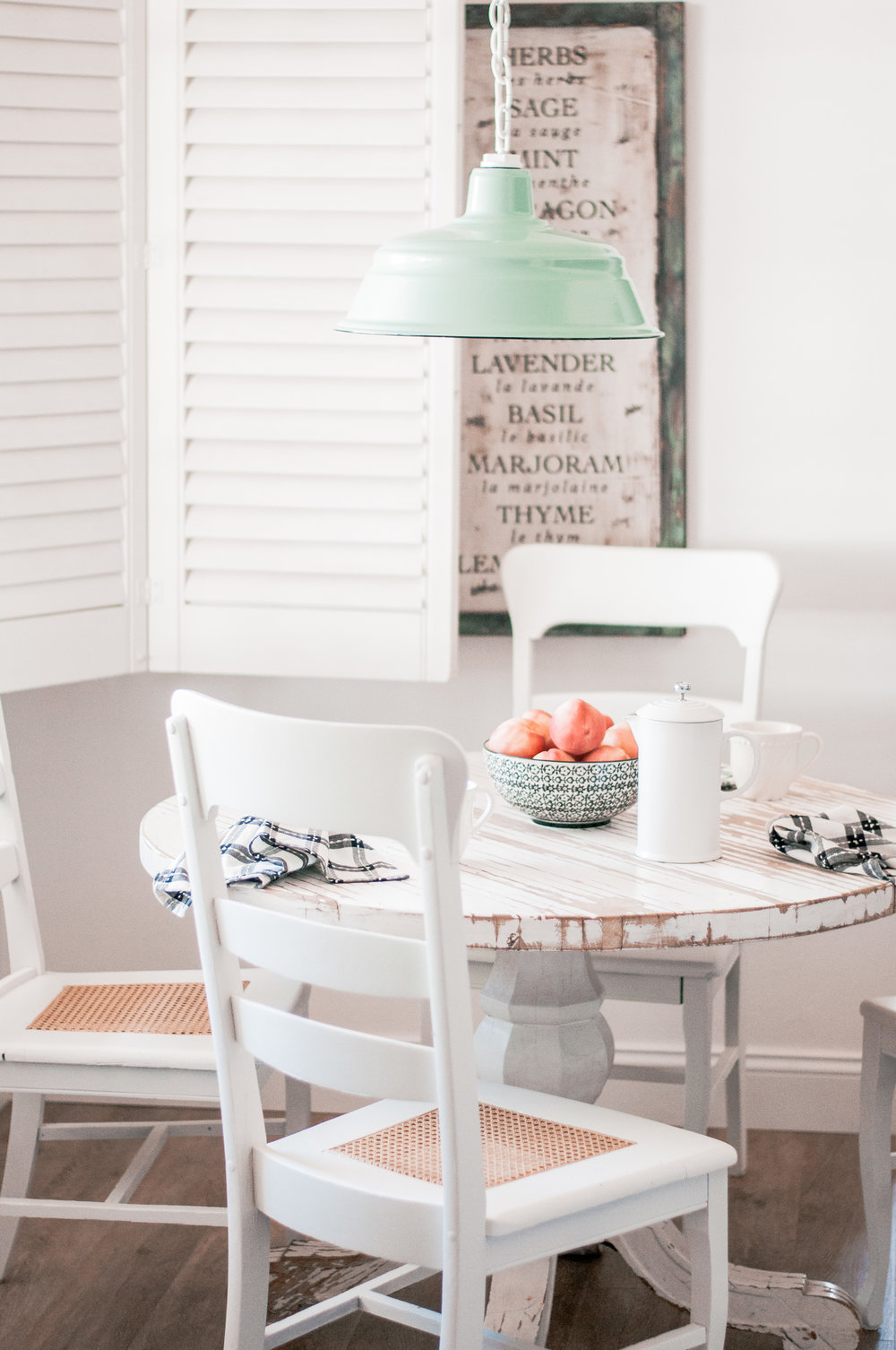 DIY Wooden Chair Makeover