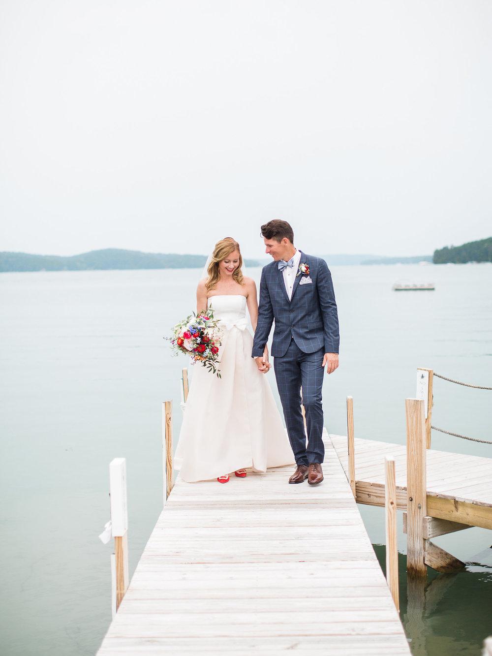 Walloon Lake Michigan Hotel Walloon Wedding