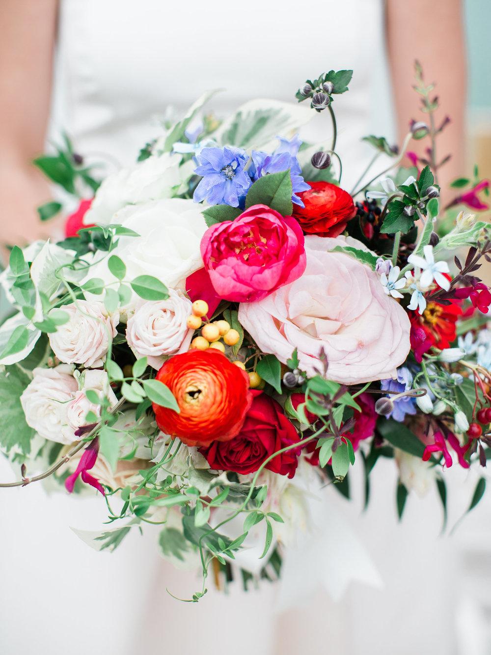 Summer Wedding Flowers Ideas