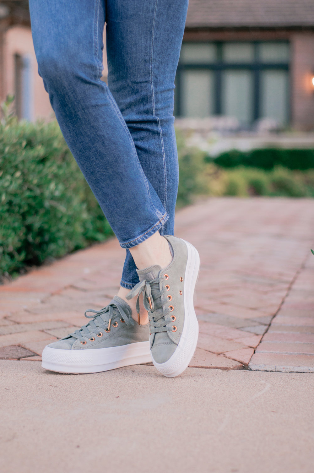 Cute Platform Sneakers for Women