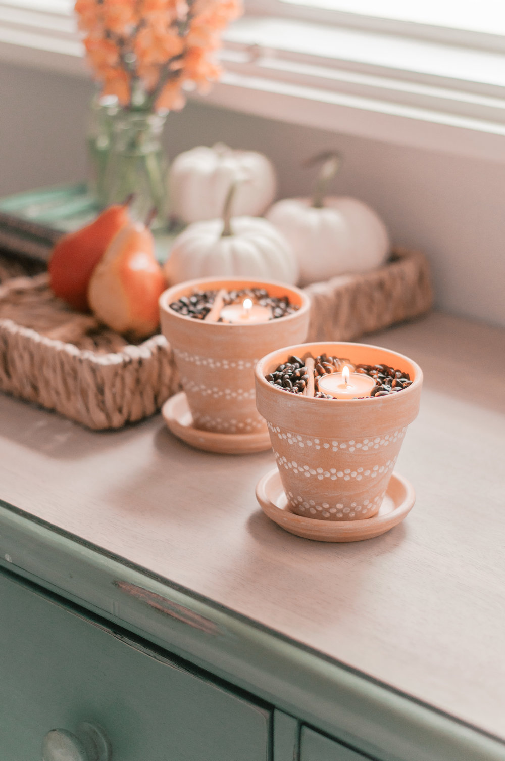 Easy Fall craft project