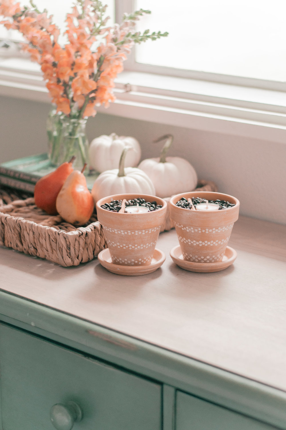 Simple, cheap Fall home decor ideas