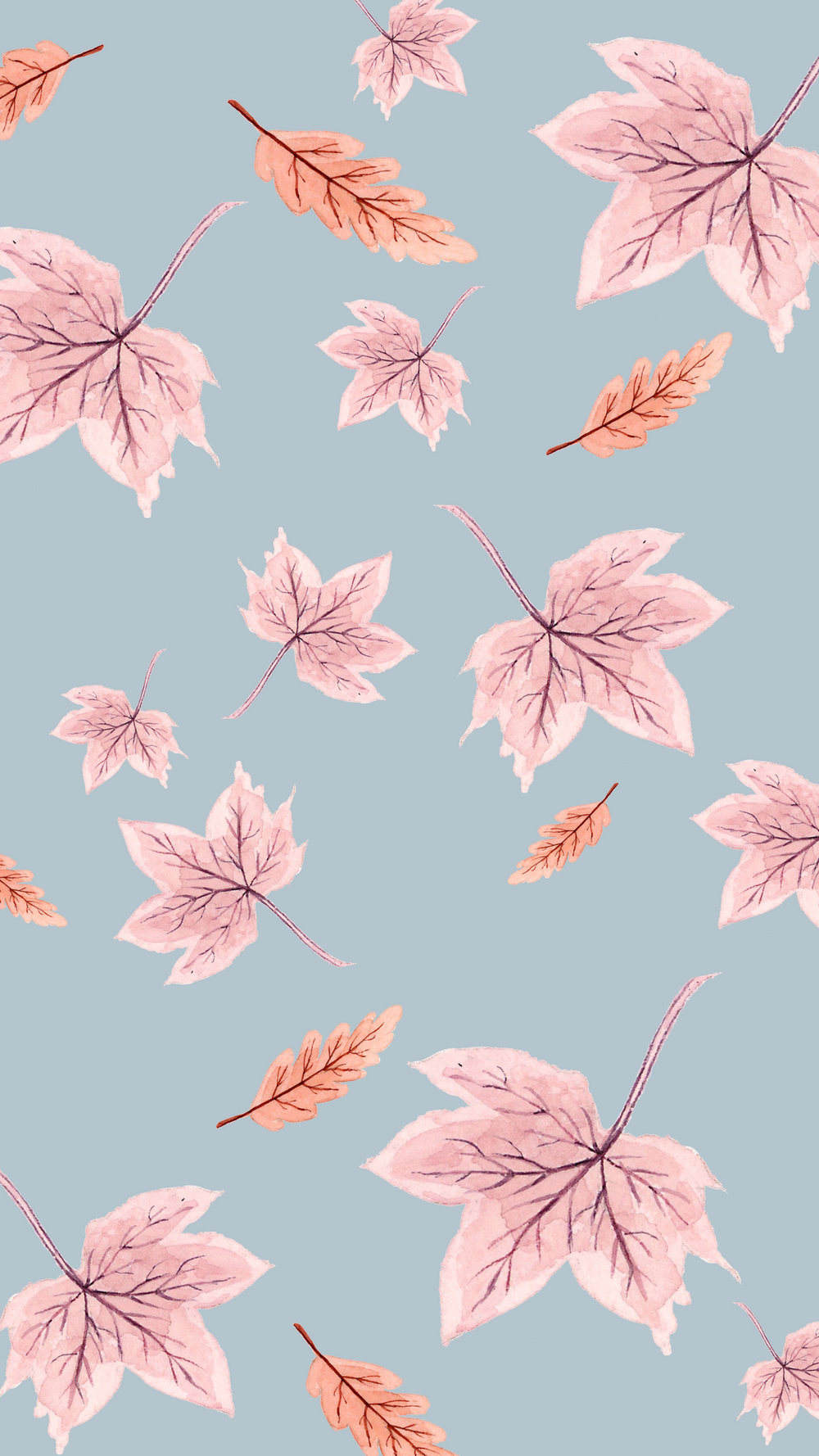 Fall-Cell-Phone-Wallpaper-Background-Leaves-Blue.jpg
