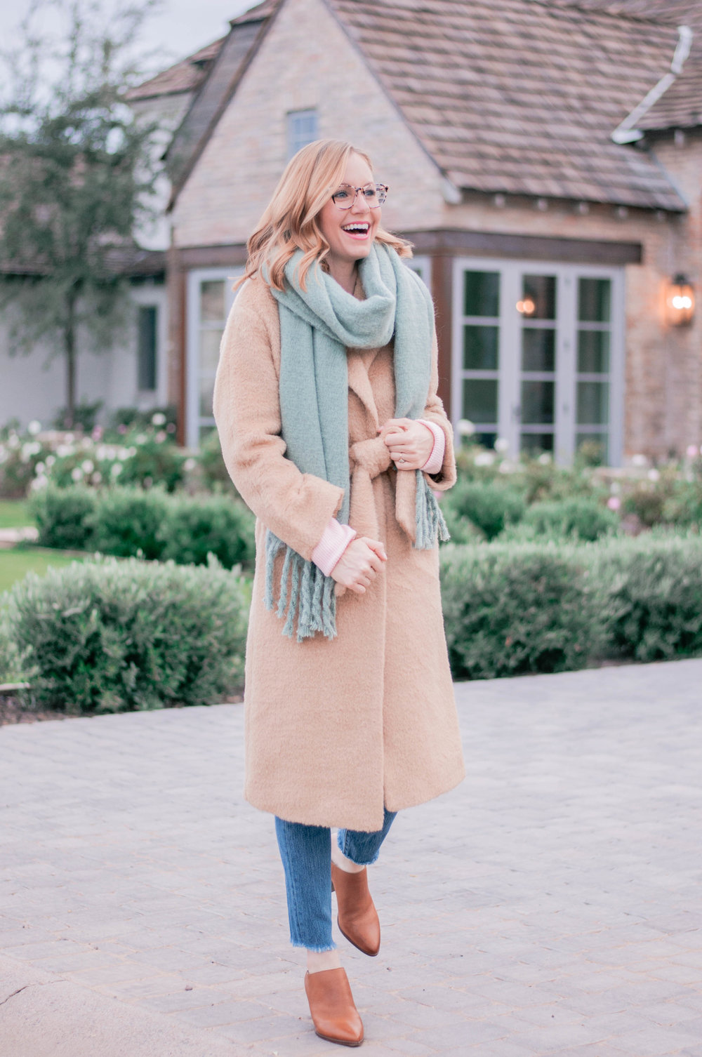 The Perfect Women's Tan Winter Coat