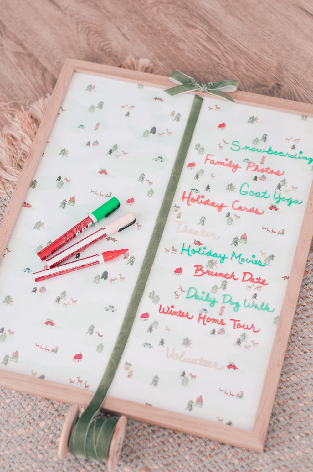 Holiday Activities Ideas