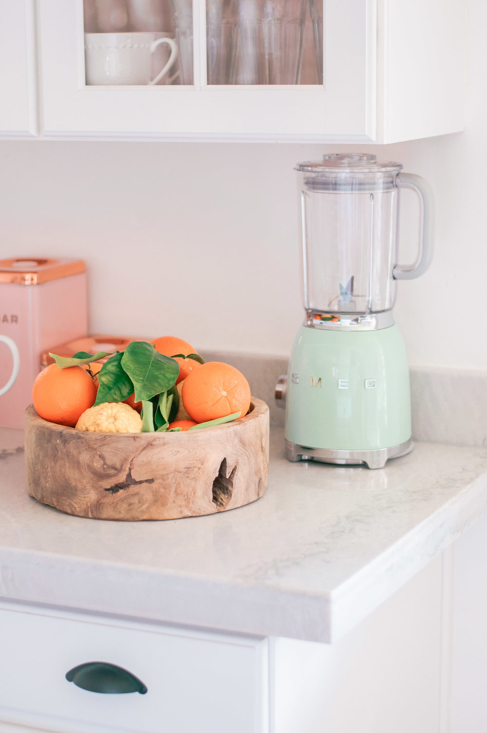 Smeg Blender in Mint