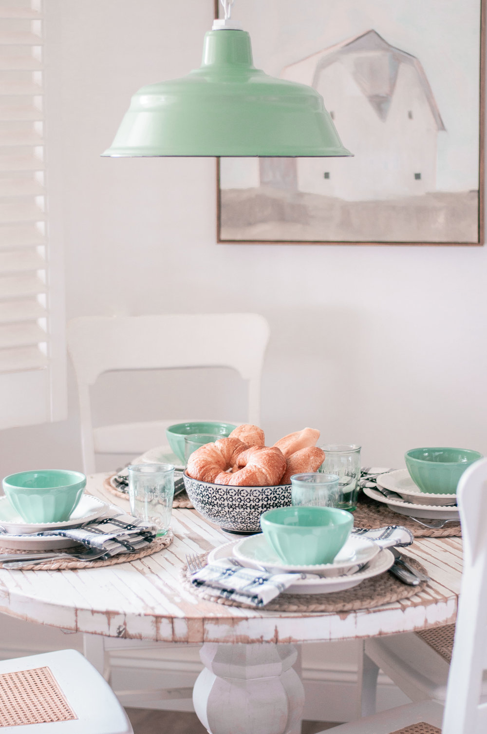 Breakfast Nook Table Ideas