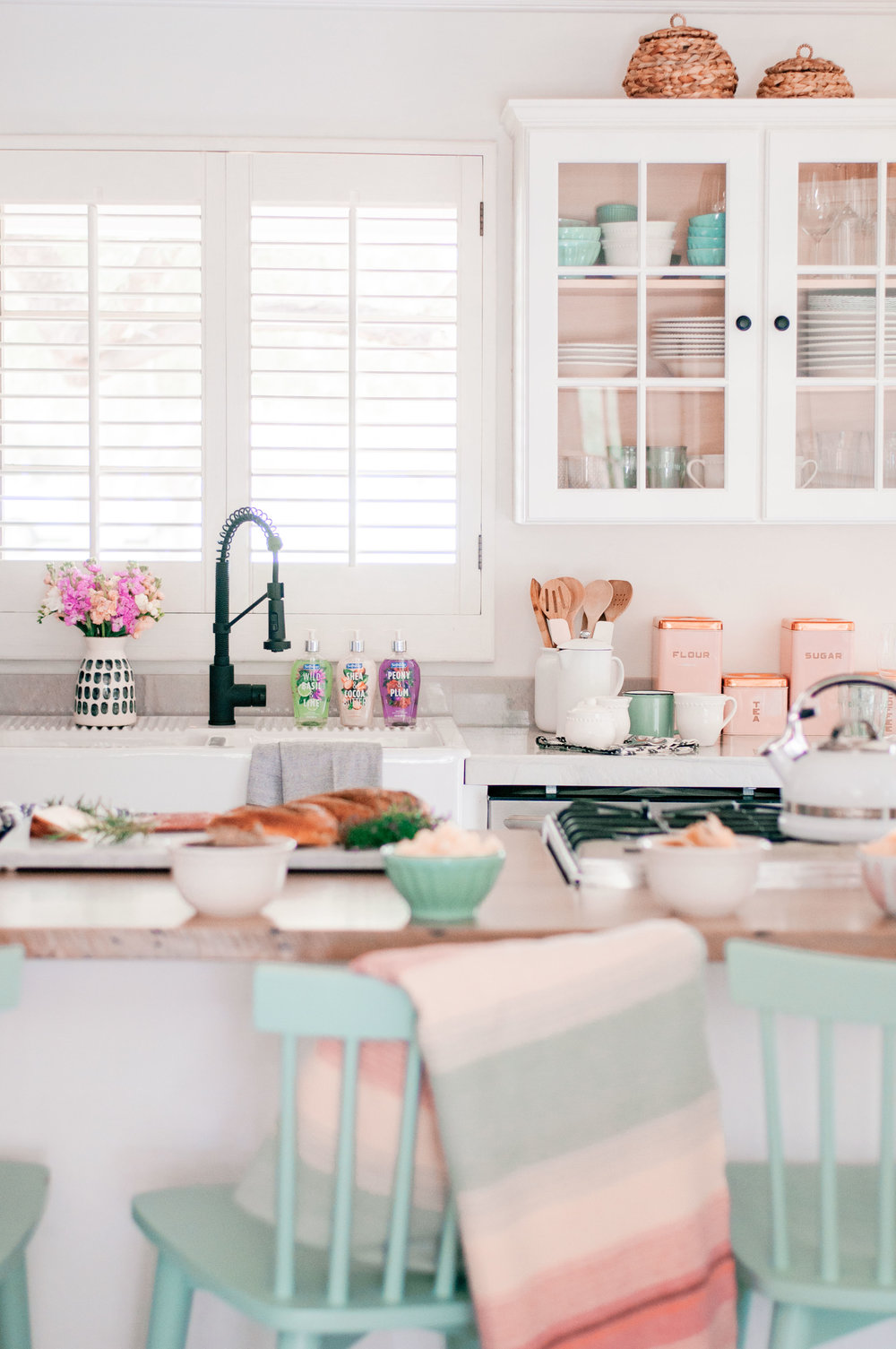 kitchen decor for countertops