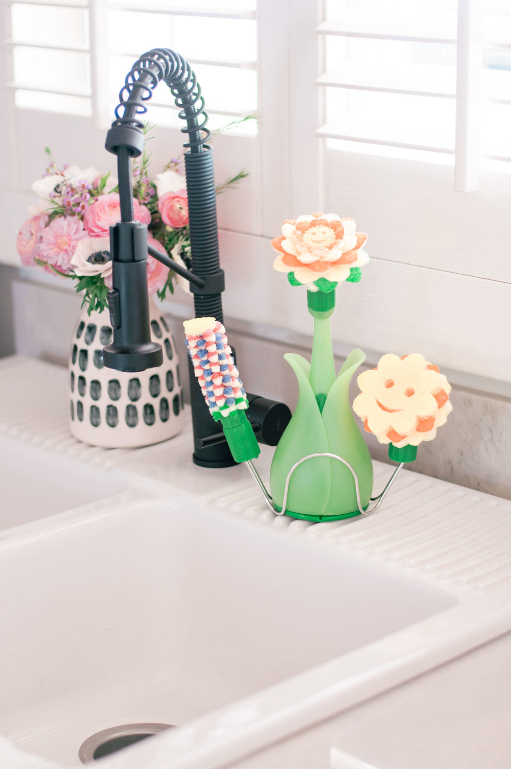 The best dish scrubber