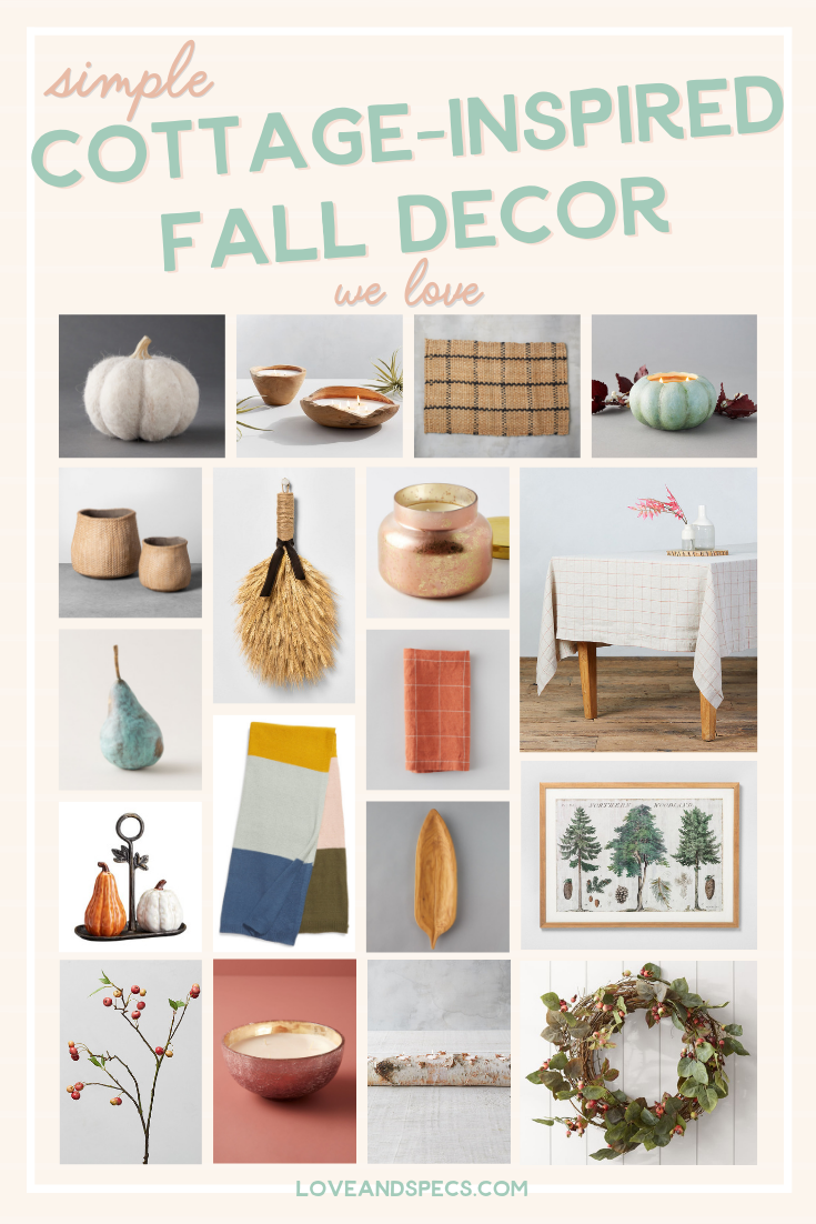 Favorite Simple Fall Cottage Decor Love And Specs