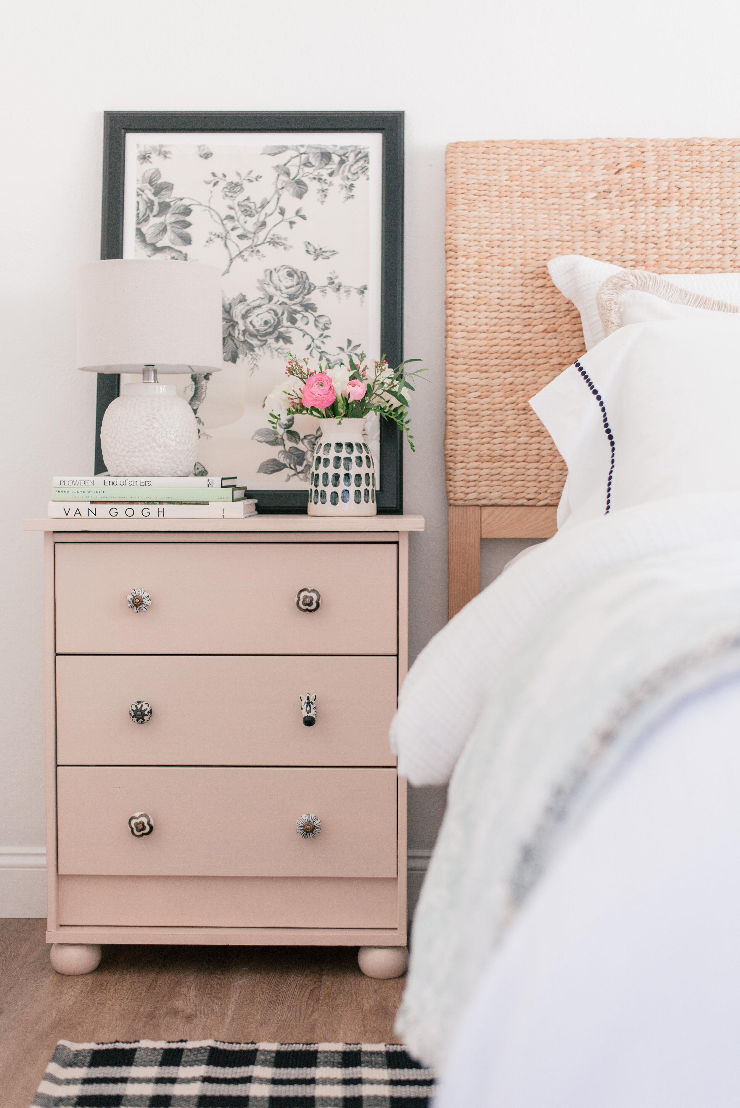 Easy Diy Bedroom Nightstand Home Love And Specs