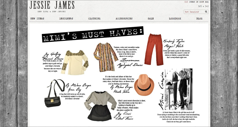 Jessie James Boutique | NYC