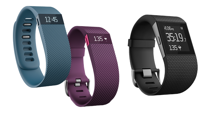 Fitbit Surge Fitbit Charge