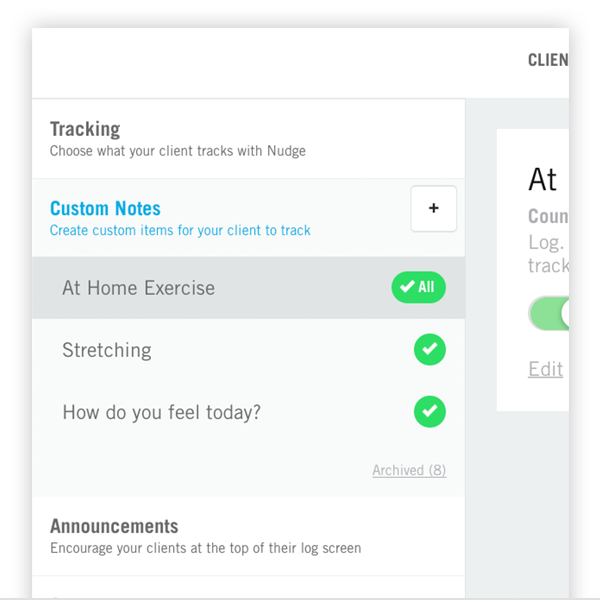 Your Own Custom Health App Can Also Track Your Own Custom Health And Lifestyle Inputs