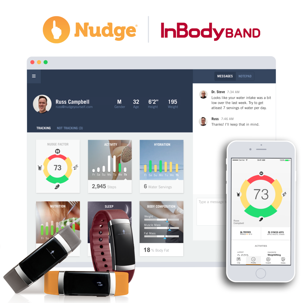Data From Apps And Wearables For Better Client Care