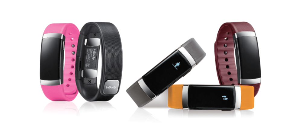 InBody BAND fitness tracker