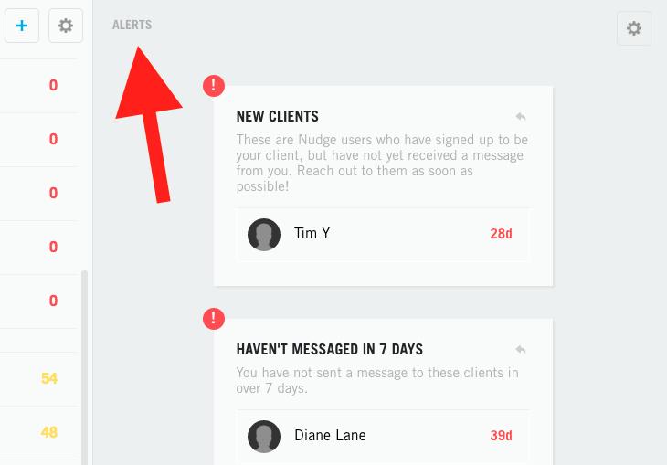 Old Client Alerts