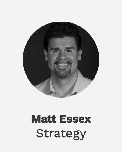 Matt - Strategic Advisor and lead mentor to the Nudge Founders.