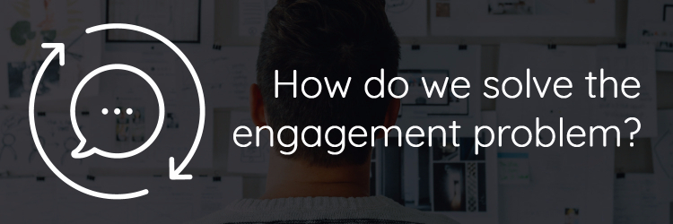 how to solve the patient engagement problem in healthcare
